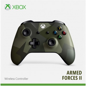 Xbox One S Bezvadu Pults Armed Forces 2 (Jauna)