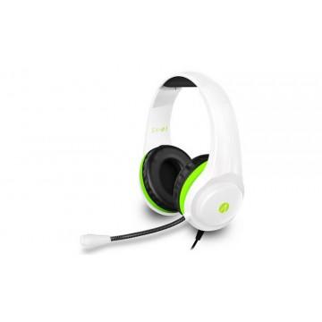 Xbox One Stealth SX-01 Austiņas ar Vadu Baltas ar Zaļu (Jaunas)