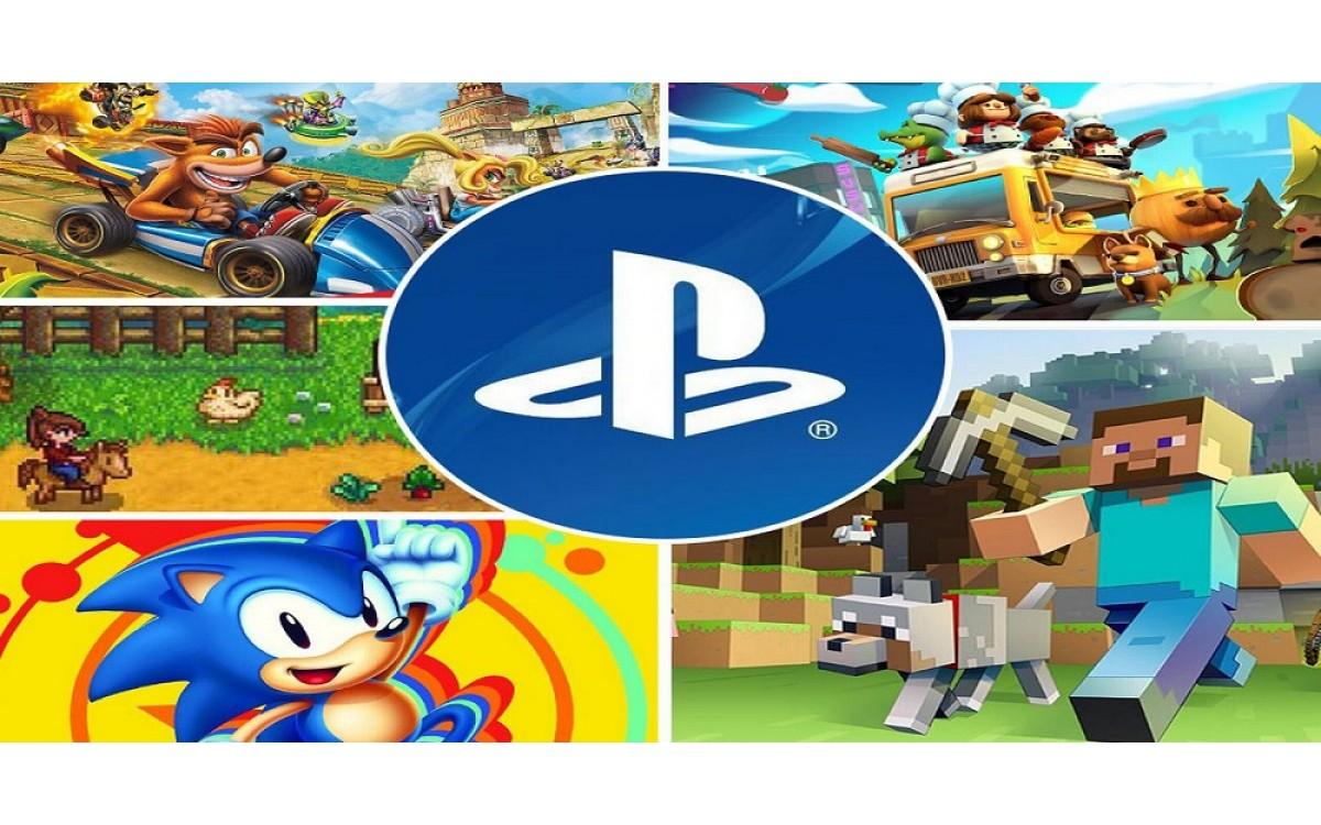 Piemērotas PlayStation 4 video spēles bērniem un ģimenei.