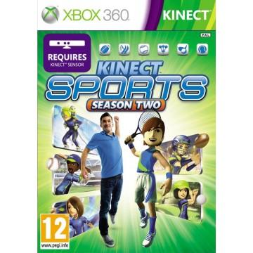 Kinect Sports Season 2 (Jauna)