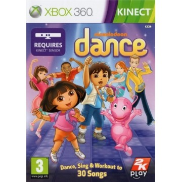Nickelodeon Dance (Jauna)