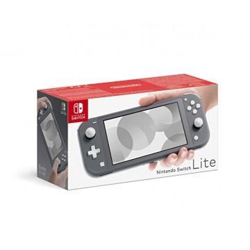 Nintendo Switch Lite Konsole Pelēka (Jauna)