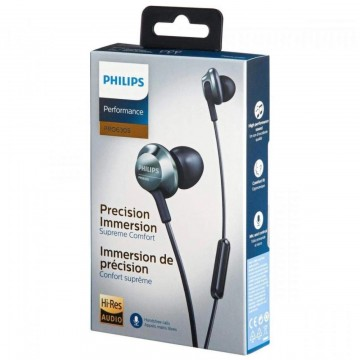 Philips Performance PRO6305 In Ear Headphones Melnas (Jaunas)