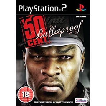 50 Cent Bulletproof (Lietota)