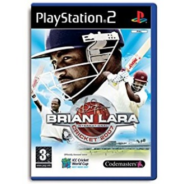 Brian Lara International Cricket 2007 (Lietota)