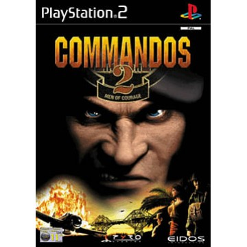 Commandos 2 Men of Courage (Lietota)