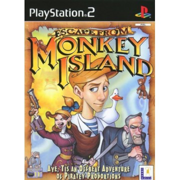 Escape From Monkey Island (Lietota)