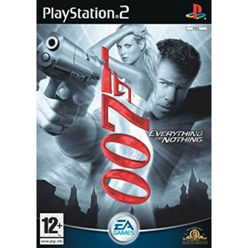 James Bond 007 Everything or Nothing (Lietota)