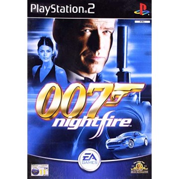 James Bond 007 Nightfire (Lietota)