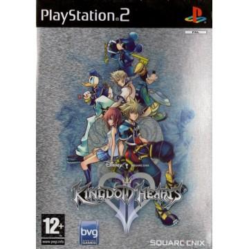 Kingdom Hearts 2 (Jauna)
