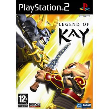 Legend of Kay (Jauna)