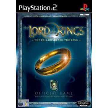 The Lord of The Rings The Fellowship of The Ring (Lietota)