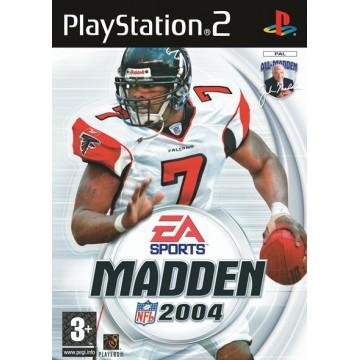 Madden NFL 2004 (Lietota)