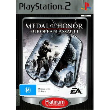 Medal of Honor European Assault (Lietota)