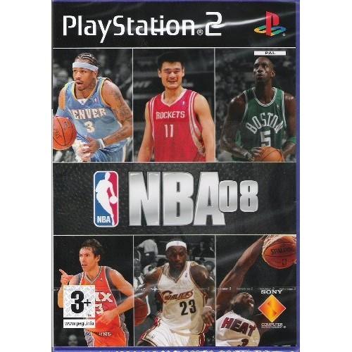 NBA LIVE 08 (Jauna)