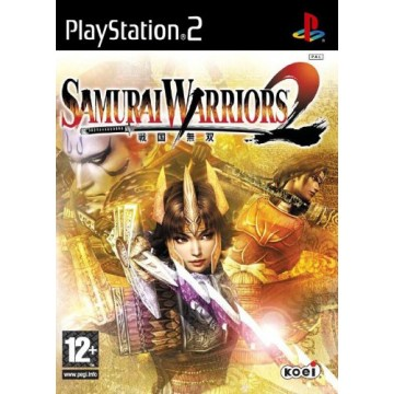 Samurai Warriors 2 (Jauna)