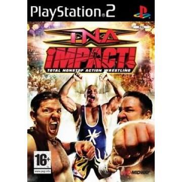 TNA Total Nonstop Action Wrestling (Lietota)