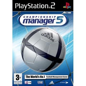 Championship Manager 5 (Lietota)