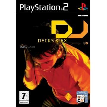 DJ Decks & FX House Edition (Lietota)