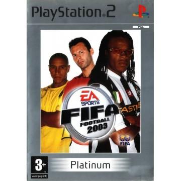 FIFA 2003 (Lietota)
