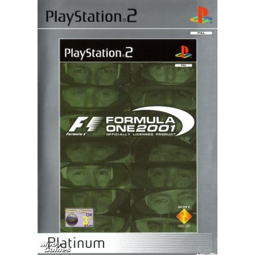 Formula One 2001 Limited Edition Pack (Lietota)