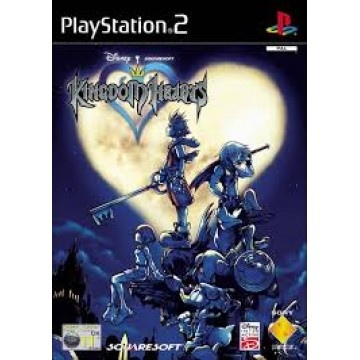 Kingdom Hearts (Jauna)