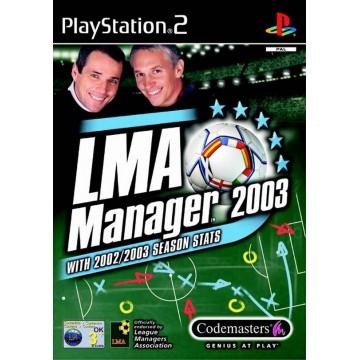 LMA Manager 2003 (Lietota)