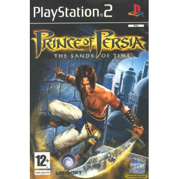 Prince of Persia The Sands of Time (Lietota)