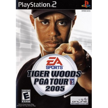 Tiger Woods PGA Tour 2005 (Lietota)