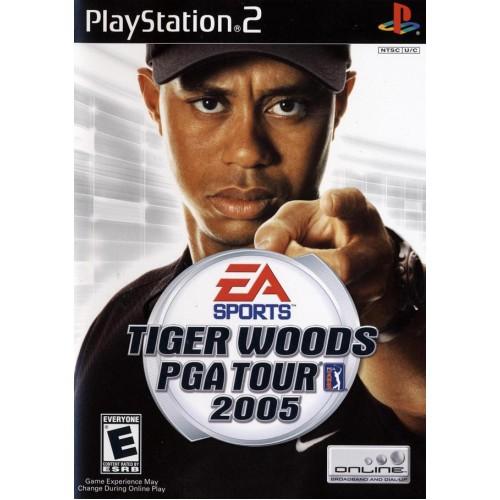 Tiger Woods PGA Tour 2005 (Lietota)