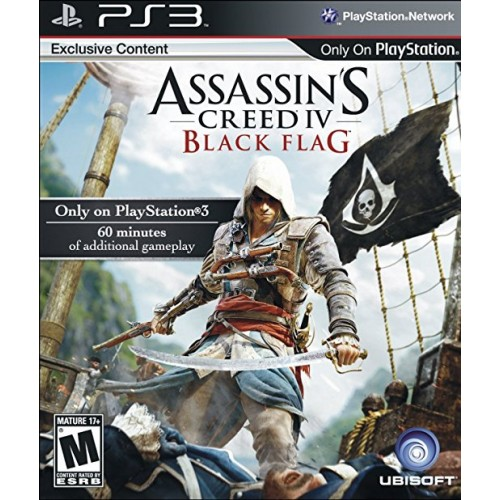 Assassin's Creed 4 Black Flag (Lietota)