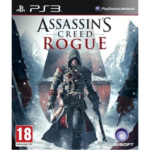 Assassin's Creed Rogue (Lietota)