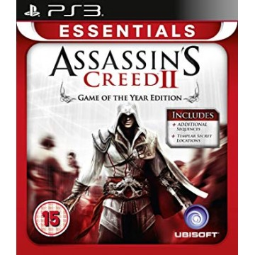 Assassin's Creed 2 Game of the Year Edition (Jauna)