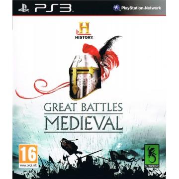 HISTORY Great Battles Medieval (Lietota)