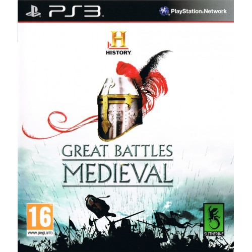 HISTORY Great Battles Medieval (Lietota)