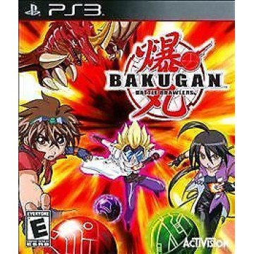 Bakugan Battle Brawlers (Lietota)
