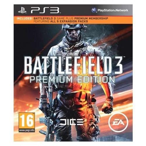 Battlefield 3 Premium Edition (Jauna)