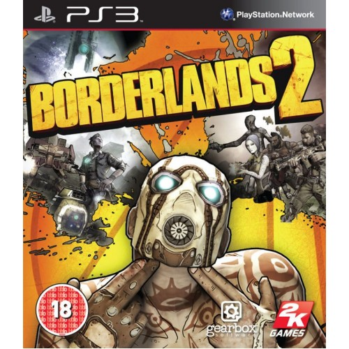 Borderlands 2 (Lietota)