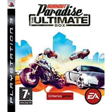 Burnout Paradise The Ultimate Box (Jauna)