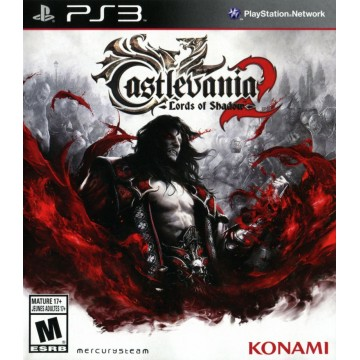 Castlevania Lords of Shadows 2 (Jauna)