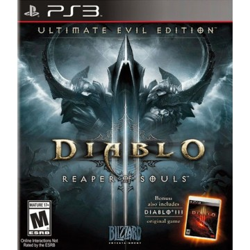 Diablo 3 Ultimate Devil Edition (Jauna)