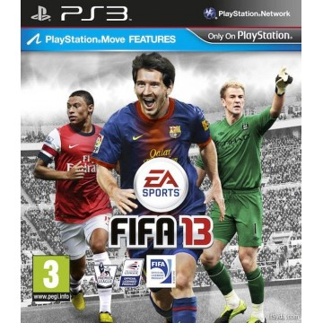 FIFA 13 (Lietota)