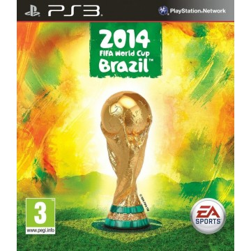FIFA World Cup Brazil 2014 (Jauna)