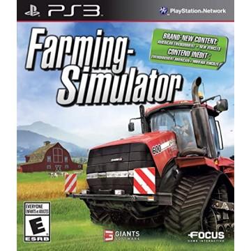 Farming Simulator (Lietots)