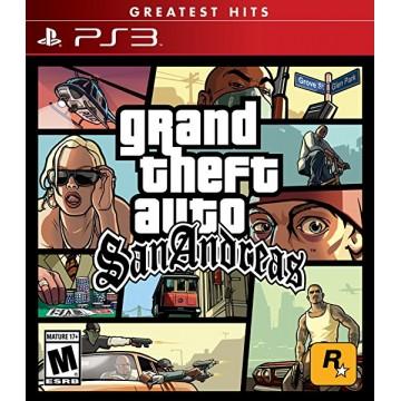 Grand Theft Auto San Andreas (Jauna)