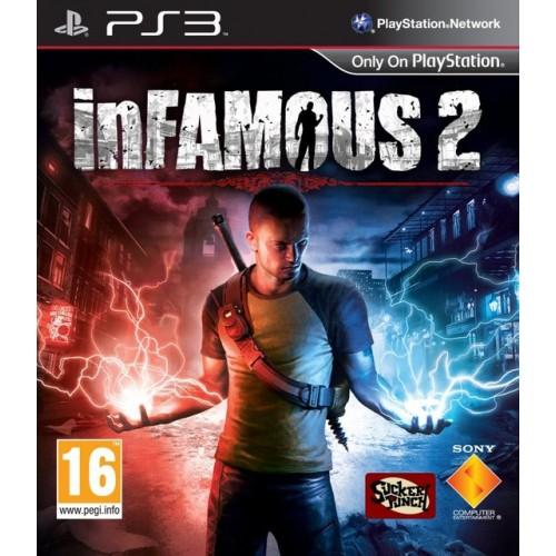 inFamous 2 (Lietota)