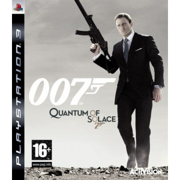 007 Quantum Of Solace (Preowned)