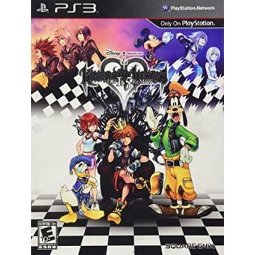 Kingdom Hearts 1.5 HD ReMix (Lietota)