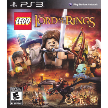 Lego The Lords of The Rings (Lietota)