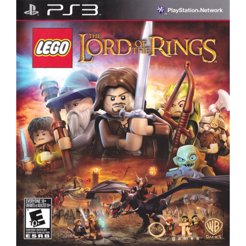 Lego The Lords of The Rings (Jauna)